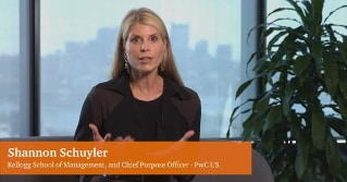 Video: Purpose-led Organisations with Shannon Schuyler