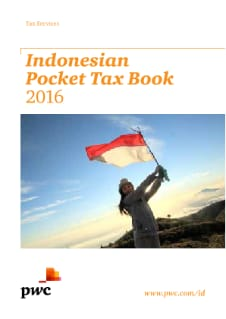 Indonesian Pocket Tax Book 2016