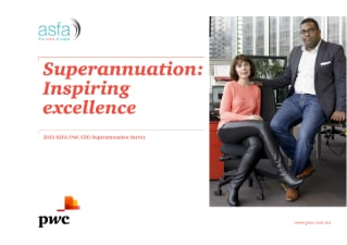 CEO Superannuation Survey