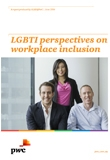 LGBTI perspectives on workplace inclusion | Publications | PwC Australia